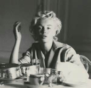 Marilyn Monroe No Makeup