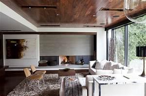 Moderne Holzdecken Beispiele :  ~ Markanthonyermac.com Haus und Dekorationen