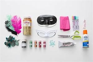 Schablonen Selber Machen Anleitung : weihnachtsfeier masken selber machen 50 ideen f r jeden ~ Lizthompson.info Haus und Dekorationen