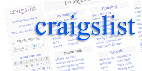 craigslist  ad posting services classified ad