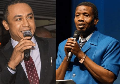 President muhammadu buhari has consoled general overseer of the redeemed christian church of god (rccg) pastor enoch adeboye, family and church members over the death of his son. Daddy Freeze mocks Adeboye: Your Prayers Not Reason Why ...