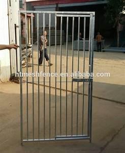 galvanised dog run panels 8cm bar door right gate dog With buy dog pen
