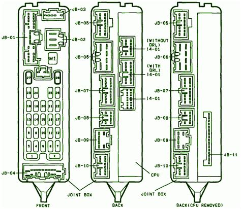 2001 Mazda 626 Fuel Wiring Diagram by Power Point Circuit Wiring Diagrams