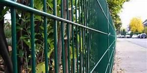 Gartenzaun Aus Metall : gartenzaun aus metall in verschiedenen variationen farben und gr en ~ Orissabook.com Haus und Dekorationen