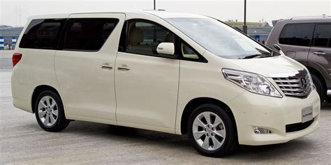 Toyota Alphard Wallpapers by Toyota Alphard Pictures Information And Specs Auto