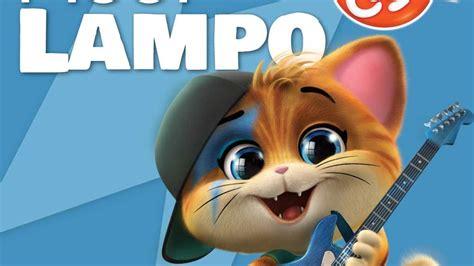 cats meet lampo