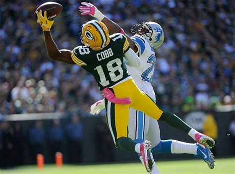 packers wr randall cobb expected     weeks