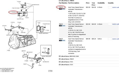 F250 Overdrive Wiring Diagram by Overdrive Light Blinking Page 2 Ford Truck Enthusiasts