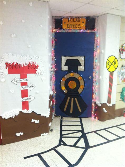 ideas christmas ideas door decorating class room door