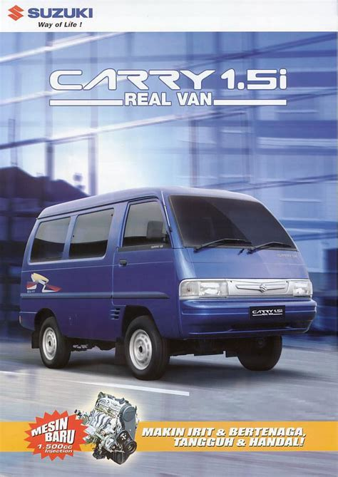 New Suzuki Carry 1 5 Real by Jual Aneka Barang Dan Jasa Suzuki Carry 1 5 Real 2012