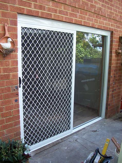 patio security screen doors images