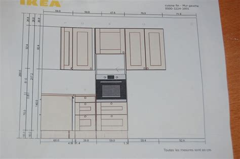 hauteur standard meuble cuisine hauteur standard meuble cuisine conceptions de la maison