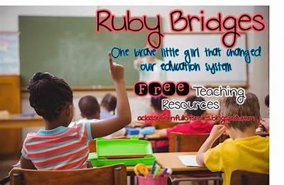 Ruby Bridges Classroom Grade Teaching 3rd Unit