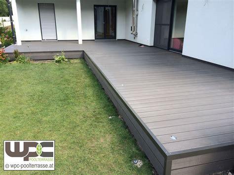 Wpc Terrasse Bilder wpc terrassen bilder wohn design