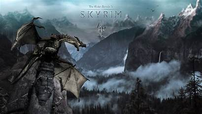 Skyrim Epic Wallpapers Wallpapersafari Bethesda Announces End