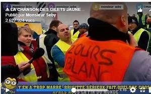 Gilets Jaunes Chanson : la chanson des gilets jaunes d un rennais cartonne sur facebook coutez charente ~ Medecine-chirurgie-esthetiques.com Avis de Voitures