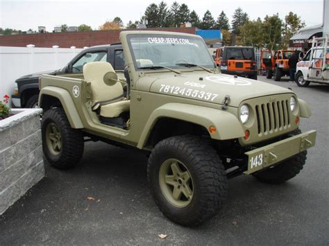 army jeep 2012 jeep wrangler sport army jeep for sale