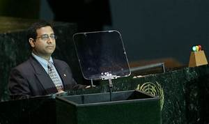 Iran MP says UN human rights envoy is Mossad, CIA agent ...