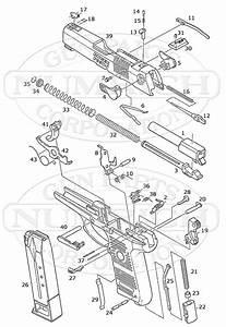 M P 9 Parts Diagram