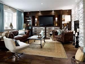 Attraktive Wohnzimmer Design Ideen Von Candice Olson