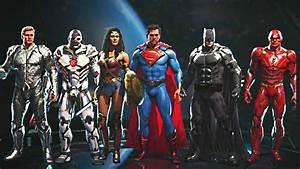Injustice 2 - All Justice League Movie Gear + Intros ...