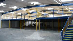 expand your business with a mezzanine floor krost shelving With mazzine floor