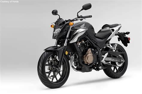 Honda Updates Cb500f & Cbr650f For 2016