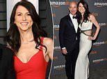 Jeff Bezos' ex-wife MacKenzie Scott becomes the world's ...