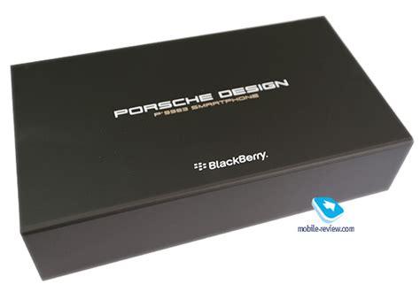 Mobile-review.com Обзор люксового смартфона Blackberry