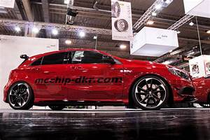 Mercedes A45 Amg Tuning : mcchip dkr gives more power to mercedes benz a45 amg ~ Jslefanu.com Haus und Dekorationen