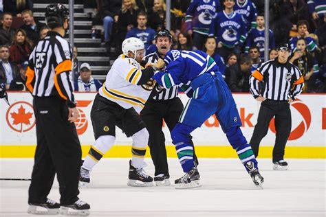 Ryan Kesler In Boston Bruins V Vancouver Canucks Zimbio