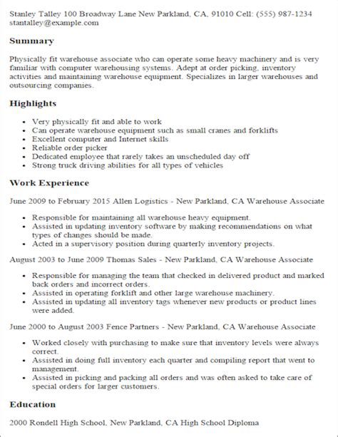 resume templates administrative livecareer