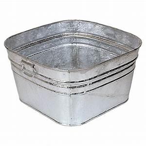Galvanized, Wash, Tubs, 44, 95