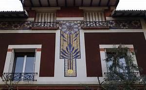 Maison Art Deco : file fa ade de maison art d co square de wikimedia commons ~ Preciouscoupons.com Idées de Décoration