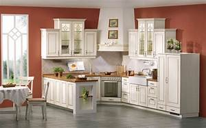 Kitchen wall colors with white cabinets home furniture for Kitchen colors with white cabinets with country canvas wall art
