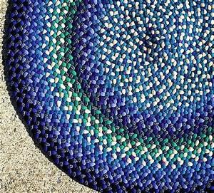 Netz Knüpfen Anleitung : how to make braided rugs n hen pinterest teppiche kn pfen und textilgarn ~ Markanthonyermac.com Haus und Dekorationen