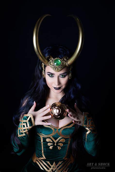 Lady Loki Loc Cosplay Loki Cosplay Lady Loki Cosplay