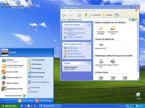 image bureau windows l évolution du bureau de windows nt à windows 8 en image