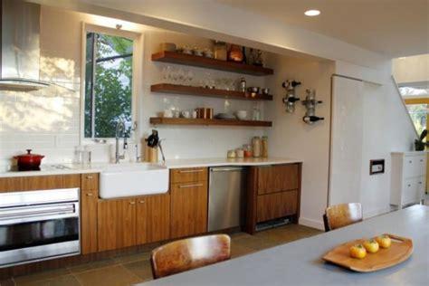 top  extraordinary kitchens  open shelves