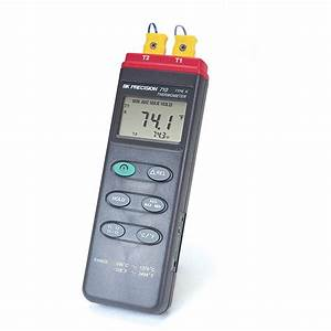 Model 710  Dual Input Thermometer