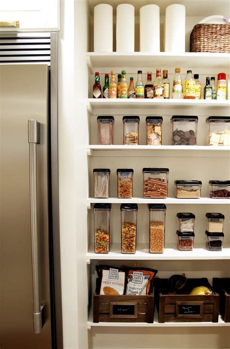 The Finished Pantry!   Chris Loves Julia