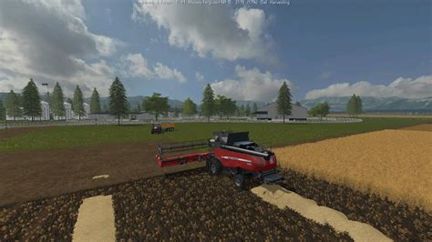 small town in usa small town usa mod for farming simulator 2017 maps