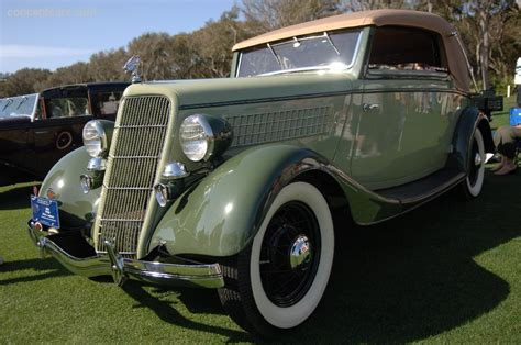 1934 Ford Luxus Custom History, Pictures, Value, Auction