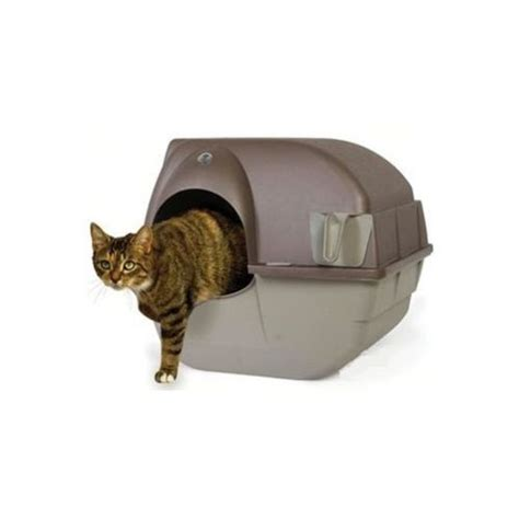 demavic maison de toilette chat auto nettoyante grand