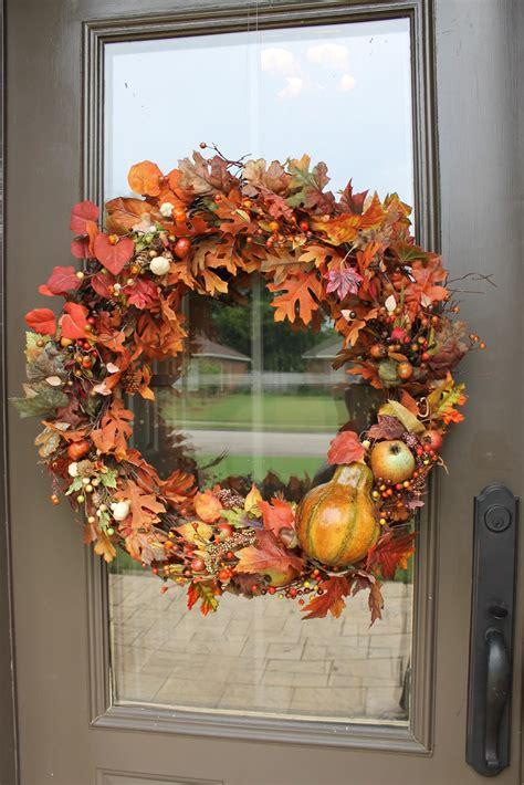 kopy kat easy autumn wreath