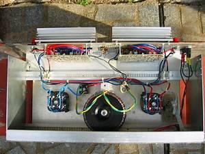 Amplificator De 200w  200w Leach Amp