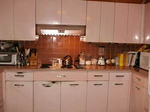 steel kitchens archives retro renovation With best brand of paint for kitchen cabinets with marine corps wall art