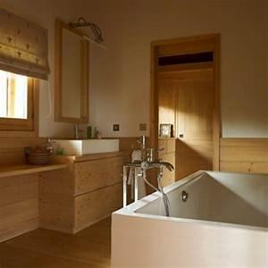 Waschtisch aus holz f r mehr gem tlichkeit im bad for Waschtisch holz rustikal