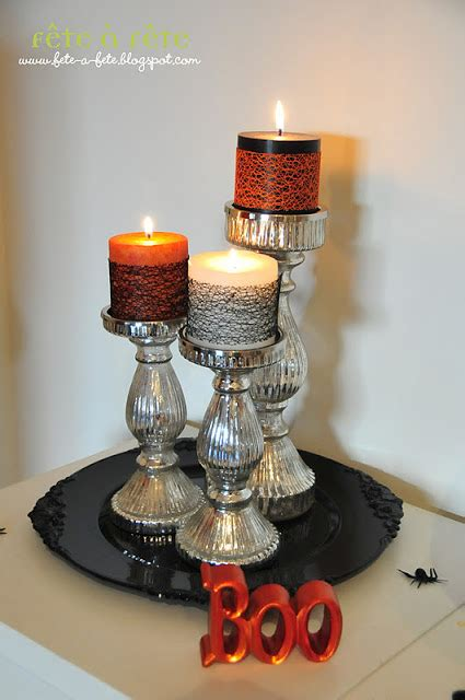 Glass Candle Holders Wrapped Sandwich Paper Raffia Ribbons by F 234 Te 224 F 234 Te 2011 Itsy Bitsy Spider