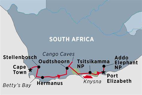 south africas garden route peregrine adventures nz